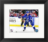 Framed Steven Stamkos 2012-13 Action