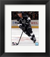 Framed Jeff Carter on Ice 2012-13