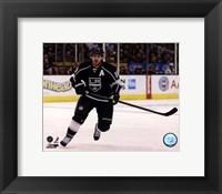 Framed Mike Richards 2012-13