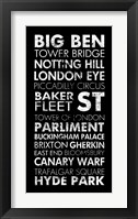 London II Framed Print