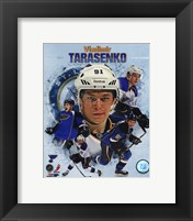 Framed Vladimir Tarasenko 2013 Portrait Plus