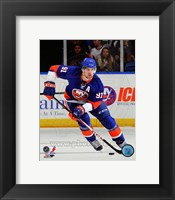 Framed John Tavares 2012-13 Action