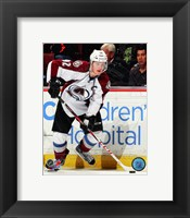 Framed Gabriel Landeskog on Ice 2012-13