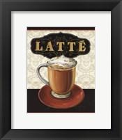 Coffee Moment II Framed Print