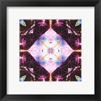 Framed Crystal Refraction #10