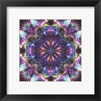 Framed Crystal Refraction #22