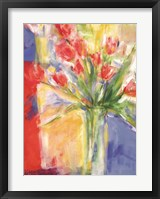 Framed Tulips At 480