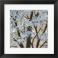 Winter Theme Framed Print