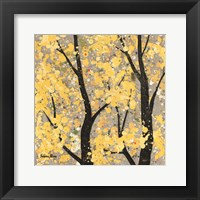 Autumn Theme Framed Print