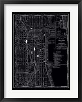 Chicago, 1895 Framed Print