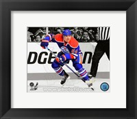 Framed Nail Yakupov 2012-13 Spotlight Action
