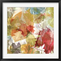 Thicket I Right Framed Print