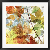 Thicket I Left Framed Print