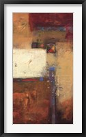 Reverate Universale II Framed Print