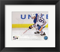 Framed Ryan Nugent-Hopkins 2012-13 Action