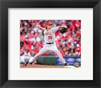 Framed Jered Weaver 2013