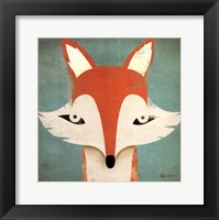 Framed Fox