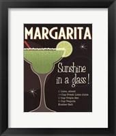Framed Cocktail Hour I