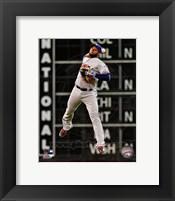 Framed Elvis Andrus 2013 Texas Rangers