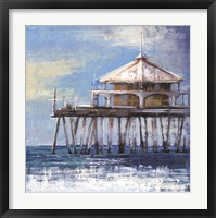 Framed Boardwalk Pier