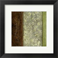Framed Earthen Textures I