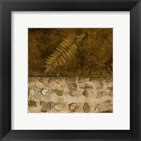 Framed Earthen Textures IX