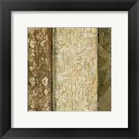Framed Earthen Textures X
