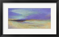 Framed Pacific Sky