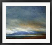 Framed Coastal Storm
