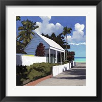Framed Conch Republic IV