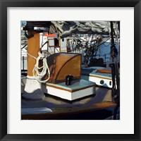 Framed Sailing Serenity VI