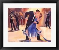 Framed Ardent Tango