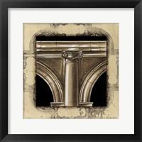 Framed Architectural Schema IV