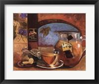 Framed Afternoon Tea