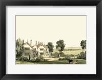 Framed Lancashire Castles IV