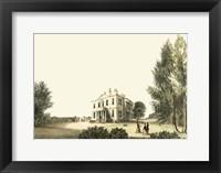 Framed Lancashire Castles VI