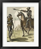 Framed Armored Soldiers II