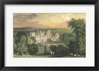 Ravensworth Castle Framed Print