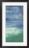 Blue Bayou II Framed Print