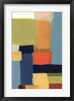 Metro Palette II Framed Print