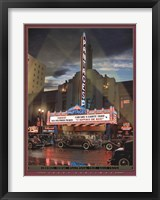 Framed Pantages Premier