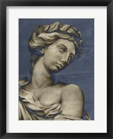Sculptural Renaissance I Framed Print