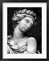 Ornate Sculpture I Framed Print