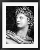 Ornate Sculpture II Framed Print