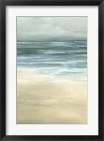 Framed Tranquil Sea II