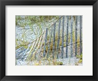 Framed Sea Oats II