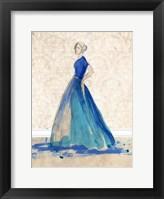 Framed Blue Danube II