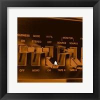 Framed Chroma Stereo I