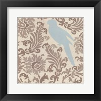 Framed Island Tapestry II