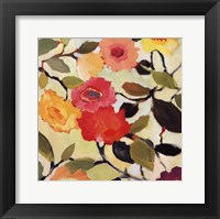 Framed Wild Roses